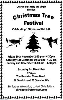 Christmas Tree Festival 18