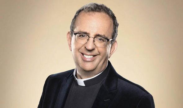 Rev. Richard Coles